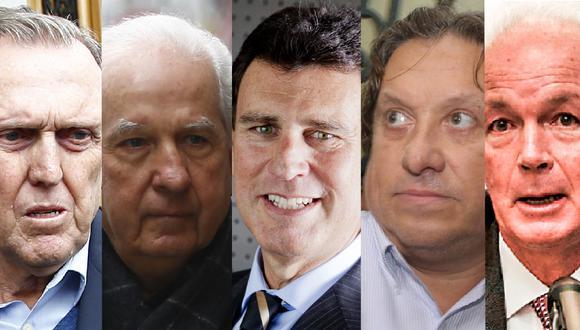 Los exsocios de Odebrecht sabían de la coima por más de US$ 35 millones que pagó Odebrecht al expresidente Alejandro Toledo por la licitación de la Interoceánica, según la Fiscalía. (Foto: GEC)