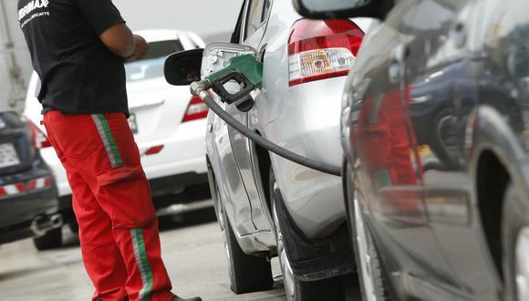 El precio del GLP cayó en 9.09% por kilo. (Foto: GEC)