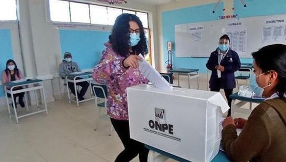 La segunda vuelta de las Elecciones Generales del Perú de 2021 se llevarán a cabo el domingo 6 de junio. (Foto: GEC)