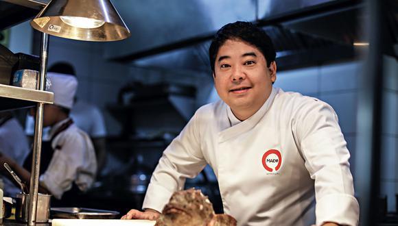 """""""Dar una fecha (para reabrir) es imposible mientras exista un gran riesgo de contagio"""", reconoció el chef Mitsuharu Tsumura, dueño de Maido."""