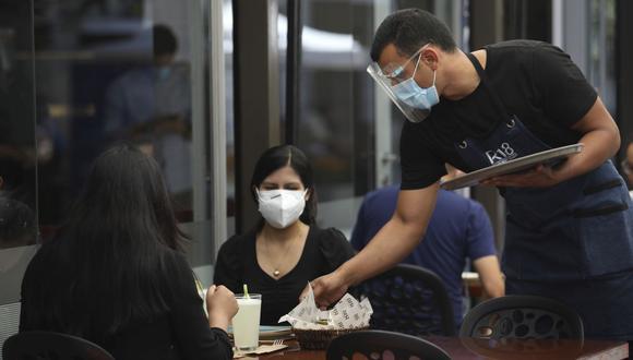 Restaurantes demandan a las autoridades  medidas de apoyo para sobrevivir a la pandemia  (Foto: Britanie Arroyo / GEC)