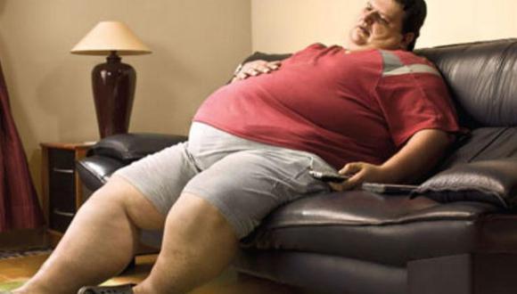 Obesidad. (Foto: El Comercio).