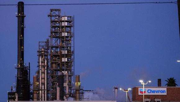 Chevron. (Foto: EFE)