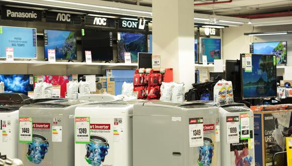 Uso del canal digital para realizar la compras de electrodomésticos también han cambiado el patrón de consumo de los clientes. (Foto: Difusión)