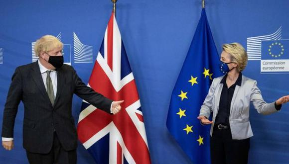 Reino Unido y UE alcanzaron un acuerdo comercial posBrexit | MUNDO | GESTIÓN