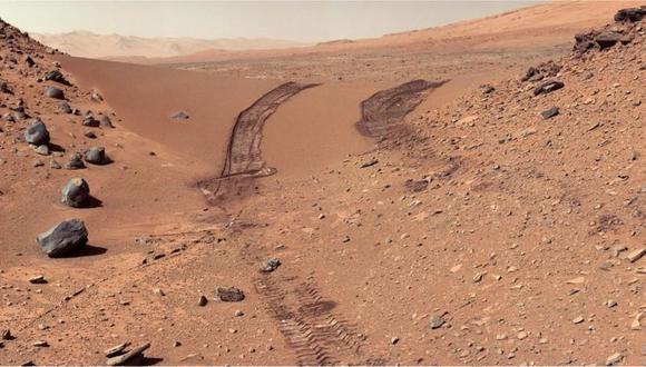 Marte. (Foto: Difusión)