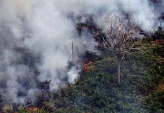 Perú atento a enviar cooperación a países afectados por incendios en Amazonía