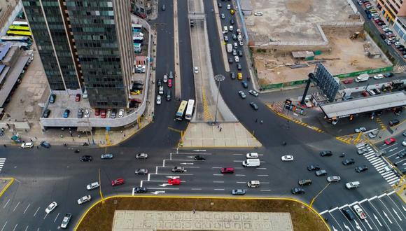 Medidas de tránsito se disponen para garantizar la seguridad de las personas que acudan a los conglomerados comerciales de Mesa Redonda, Mercado Central y el Triángulo de Grau. (Foto: Municipalidad de Lima)
