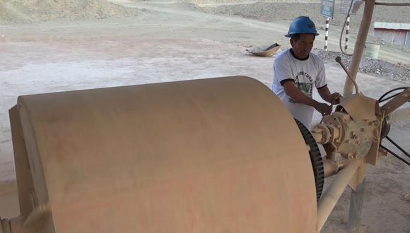 Prácticas de minería artesanal