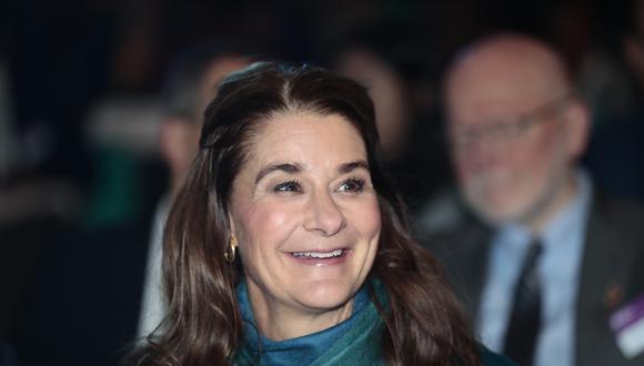 Melinda Gates. Foto: AFP