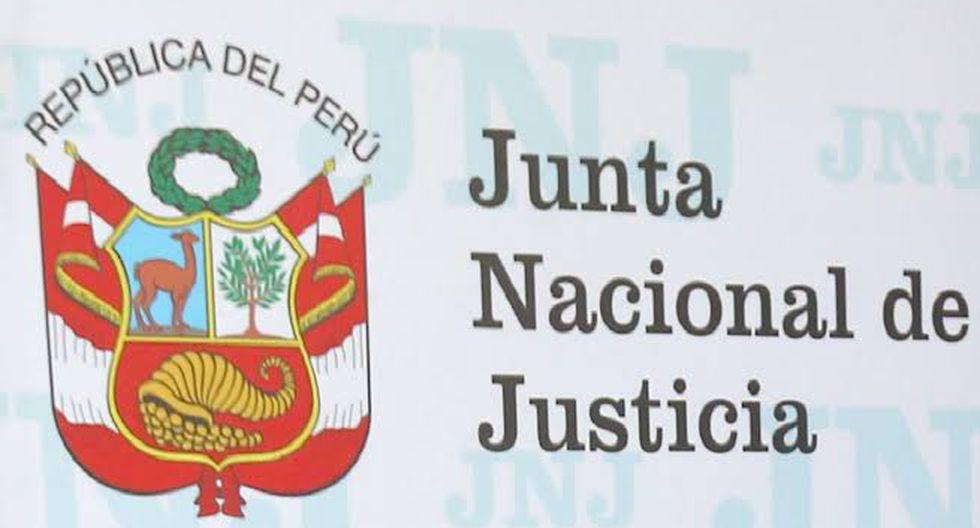La Contraloría oficializó la designación de Huber Luján Quintanilla como jefe del Órgano de Control Institucional de la Junta Nacional de Justicia. (Foto: JNJ)