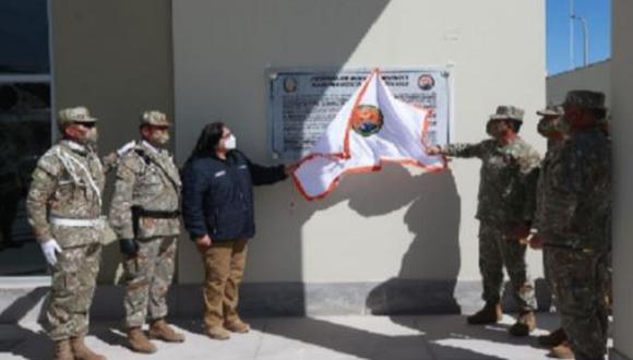 El Centro de Mantenimiento Aeronáutico del Ejército (CEMAE), ubicado en el distrito de La Joya (Arequipa), es uno de los más grandes centros de mantenimiento de helicópteros de la línea MI de la región. (Foto: Difusión)