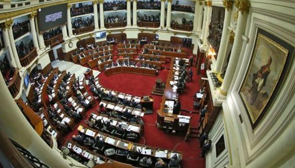 Congreso de la República aprobó por mayoría ley que favorece a Alberto Fujimori. (Foto: Agencia Andina)