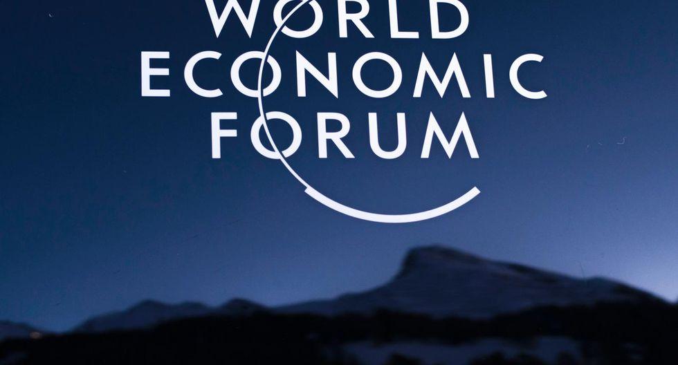 WEF. (Foto: AP).
