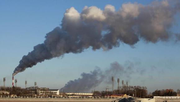 Una reducción del 25% en las emisiones de CO2 de China equivale a una reducción del 6% a nivel global. (AFP)