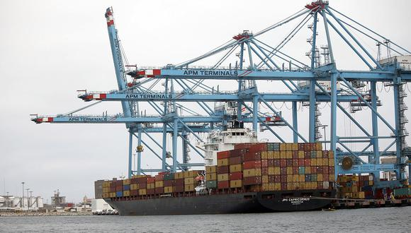 En febrero 2021, las exportaciones peruanas crecieron 4.8%. (Foto: GEC).