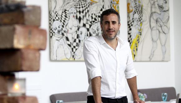 Augusto Baertl. (Foto: Ricardo Flores  Ganoza/ Archivo de El Comercio)