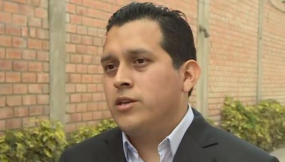 José Luis Luna Morales es hijo de José Luna Gálvez y gerente general de las universidades Ciencias de la Salud y Telesup, ambas con licencias denegadas. (Foto: Canal N)