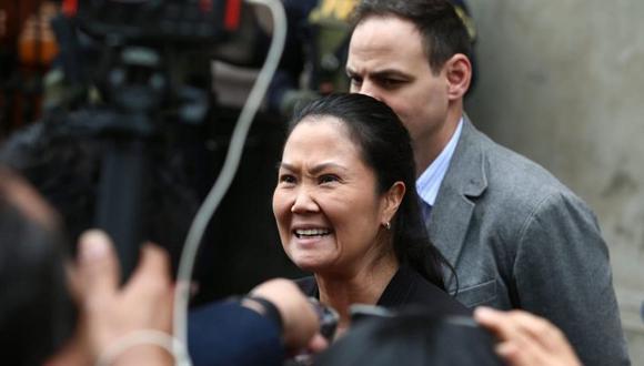 César Hinostroza también llamó, el 26 de mayo de 2018, a Carmela Paucará, la secretaria de Keiko Fujimori, según el registro telefónico. (Foto: GEC / Video: Cuarto Poder)