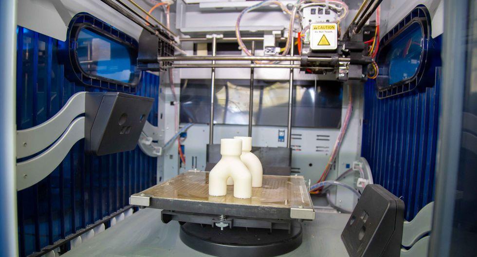 Un grupo de ocho ingenieros piuranos han trabajado 25 días para elaborar el ventilador mecánico. (Foto: UDEP)