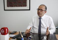 """Hugo Coya califica de """"intempestiva"""" su destitución del IRTP, mientras que el Mincul dice que fue """"consensuada"""""""