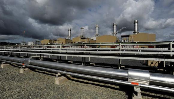 La central eléctrica de gas Pembroke, la más grande de su tipo en Europa, en Gales. (Foto: Reuters)