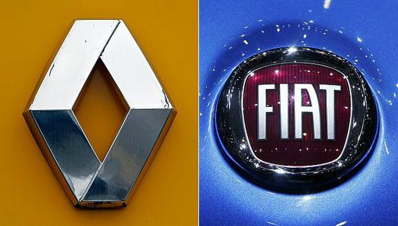 Avanza la fusión entre Renault yFiat Chrysler. (Fotos: Reuters)