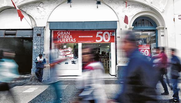 Préstamos. Montos otorgados por campaña a microempresarios oscilan entre S/ 5,000 y S/ 15,000. (Foto: GEC)