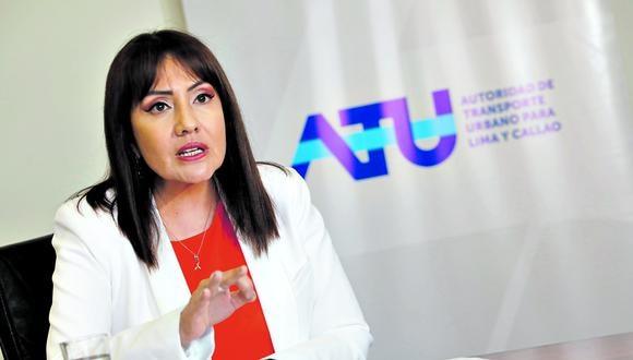 Jara también informó que el viernes se reunió con gremios de transportistas de Lima y Callao por el tema de los subsidios. (Foto: Piko Tamashiro / GEC)