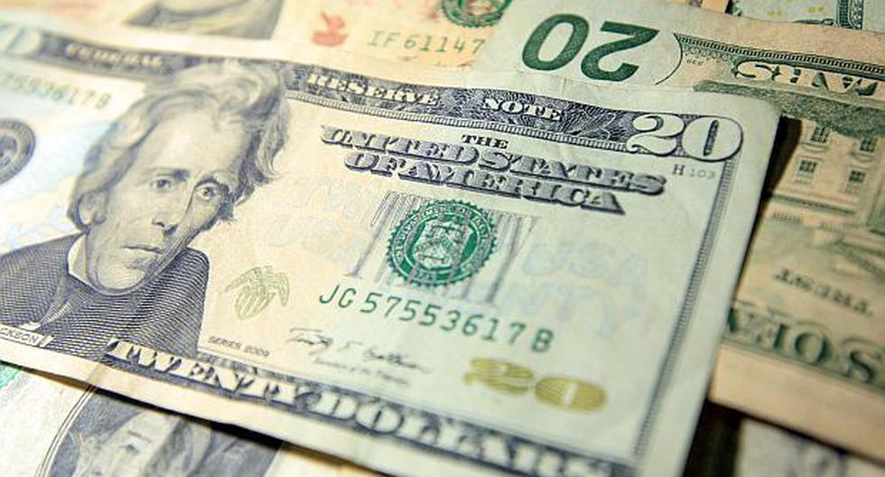 El dólar acumula una caída de 2.20% en lo que va del año. (Foto: GEC)
