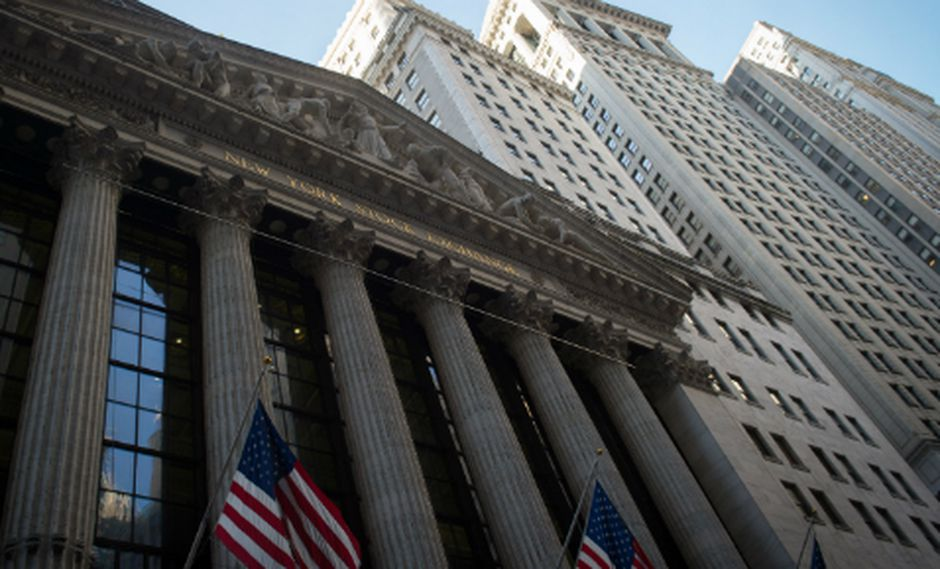New York Stock Exchange. (Foto: AFP)
