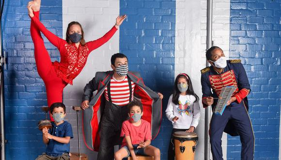 La Tarumba no se desanima y se reinventa ofreciendo shows por medios digitales. (Foto: La Tarumba)