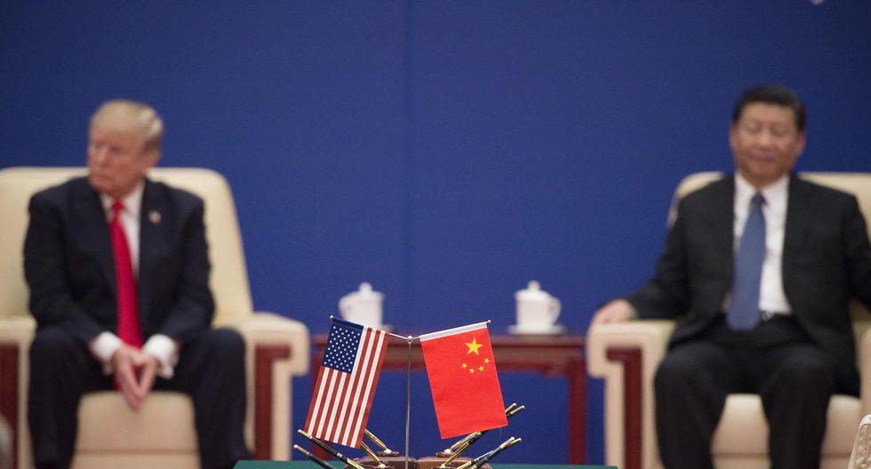 """En octubre, el presidente de Estados Unidos, Donald Trump, dijo que esperaba que las dos partes pudieran pasar rápidamente a la segunda parte de negociaciones una vez que consigan un compromiso sobre la """"fase 1"""". (Foto: AFP)"""