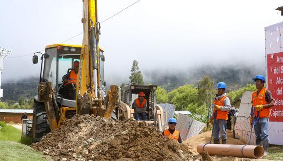 S/ 200 millones serán entregados a diversos gobiernos regionales y gobiernos locales que cumplieron las metas establecidas en el Reconocimiento a la Ejecución de Inversiones. (Foto: GEC)