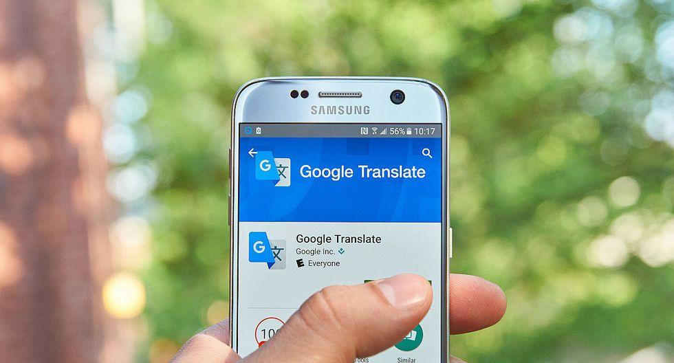 Trucos del traductor de Google que nos ayuda en el aprendizaje de una nueva lengua (Foto: AFP)