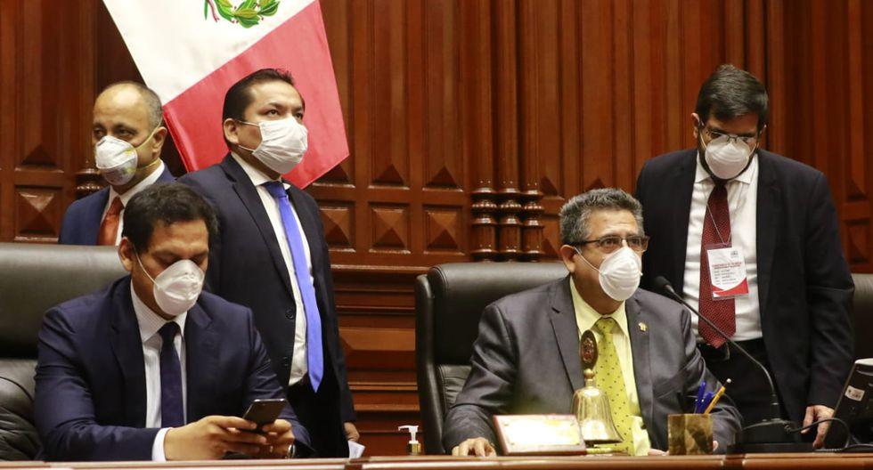 La Junta de Portavoces continuará su sesión suspendida del último martes en el marco del coronavirus. (Foto. Congreso)
