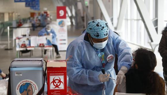 Según las autoridades salientes, el proceso de inmunización contra el COVID-19 está garantizado tras la llegada de más dosis de vacunas esta semana. (Foto: GEC)