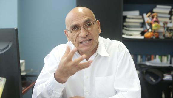Crítica. Waldo Mendoza cuestionó cálculos de la administración anterior.. (Foto: GEC)