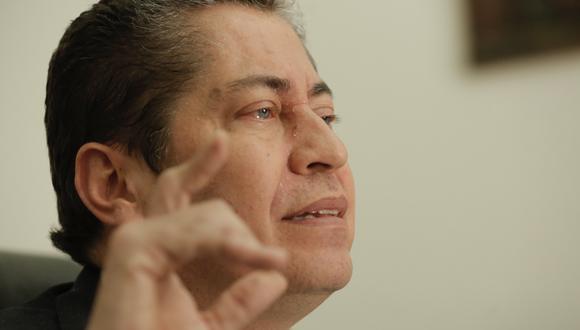 Espinosa-Saldaña indicó que, hasta la fecha, no han recibido ninguna acción competencial sobre la cuestión  de confianza.