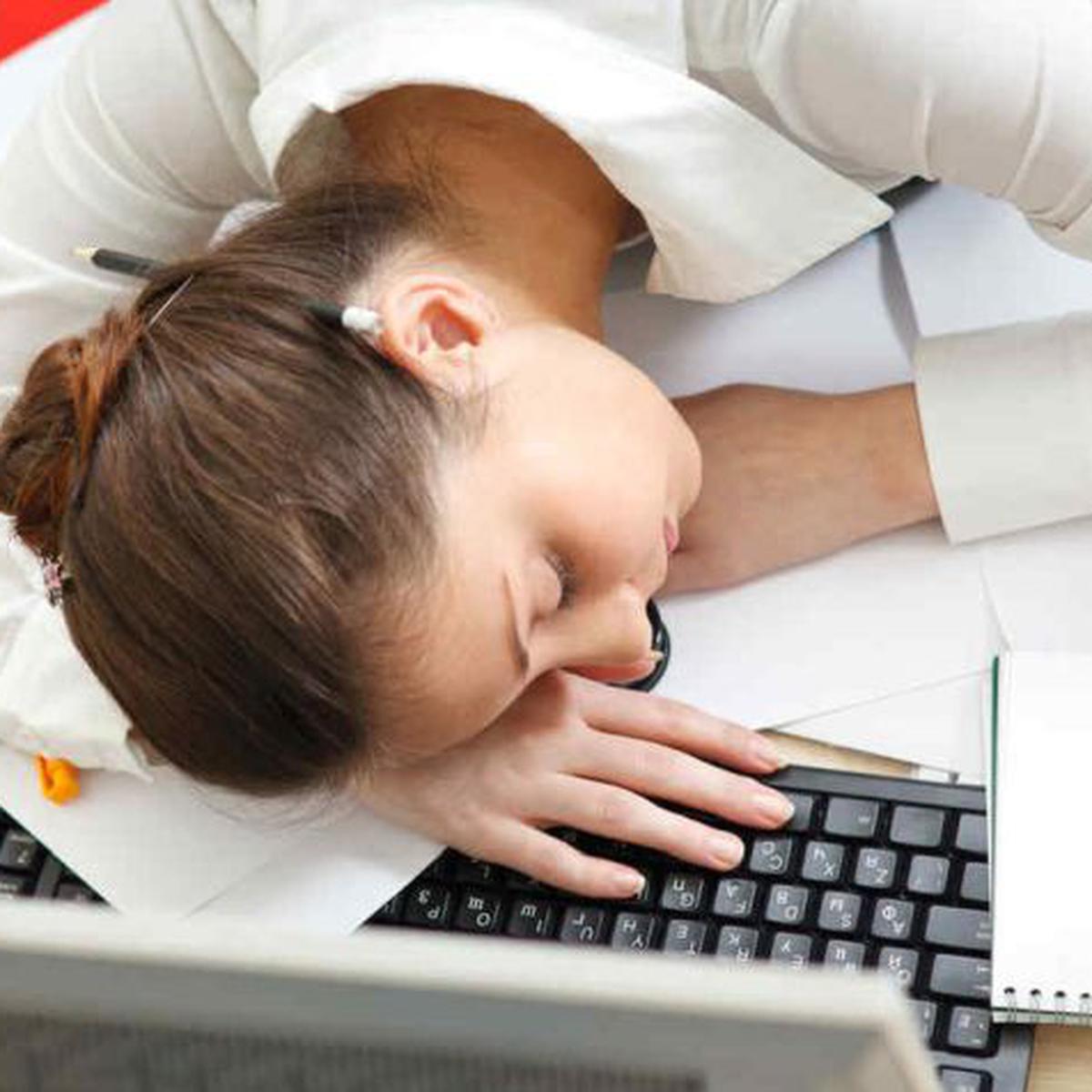 Management & Empleo: Trucos para lograr combatir el sueño en la oficina |  NOTICIAS GESTIÓN PERÚ
