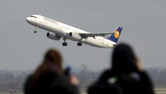 """Lufthansa había advertido que, sin ayuda, """"la empresa se encontraría en cese de pagos días después de la asamblea general"""" y tendría que solicitar ser puesta bajo protección de la legislación alemana de quiebras. (Foto: EFE)"""