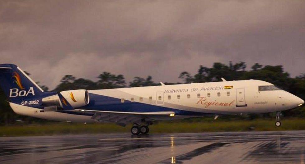 BoA ya cuenta con destinos internacionales como Salta y Buenos Aires en Argentina y Miami en Estados Unidos. (Foto: BoA)