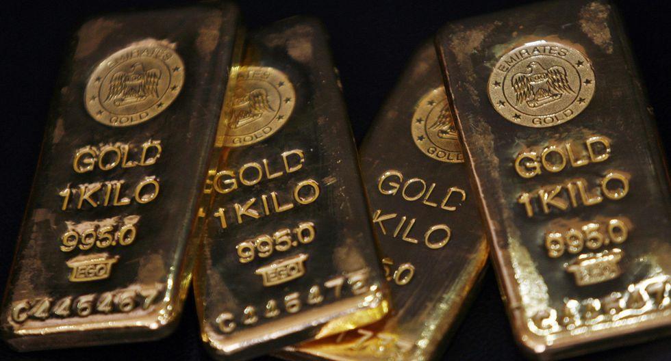 Los precios del oro abrieron la semana al alza. (Foto: Reuters)