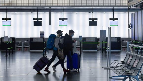 """El tema de los """"pasaportes"""" está en la agenda del Comité Internacional de normas médicas y sanitarias. (Foto: AFP)"""