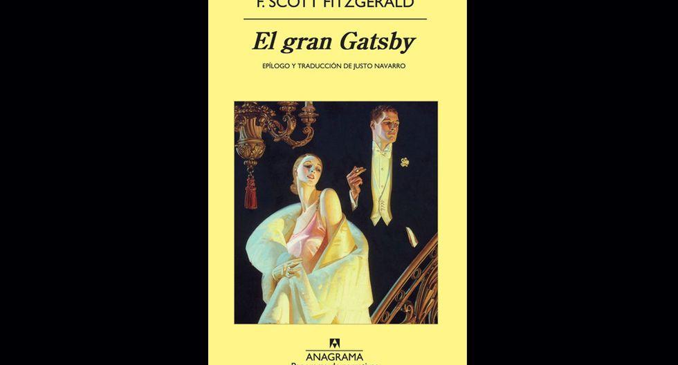 FOTO 18   El Gran Gatsby, de F. Scott Fitzgerald