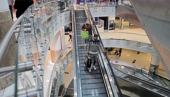 Sector. Industria de malls se reinventa como centro de experiencias. (Foto: Leandro Britto   GEC)