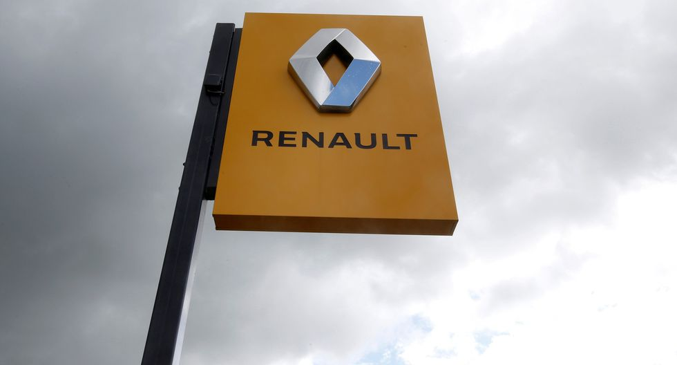 Renault anunció la suspensión de la producción en sus plantas industriales en Latinoamérica. (Foto: Reuters)