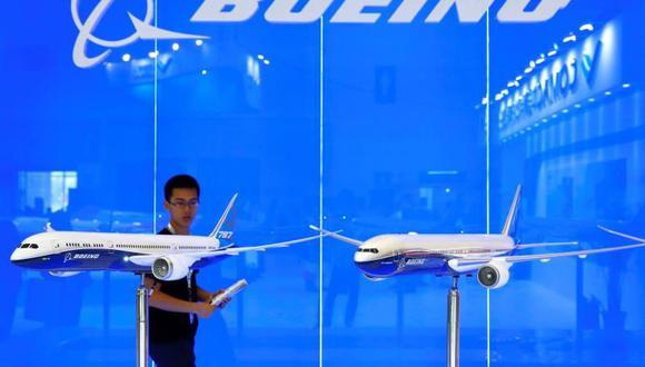 Estados Unidos y la UE se acusan mutuamente de beneficiar con subsidios a sus compañías aeronáuticas insignia, Boeing y Airbus, respectivamente, lo que ha tenido como consecuencia un largo conflicto en la OMC que se prolonga desde hace 16 años y del que estas nuevas sanciones son sólo un capítulo. (Foto: EFE)