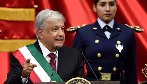 Presidente de México, Andrés Manuel López Obrador. (Foto: AFP)