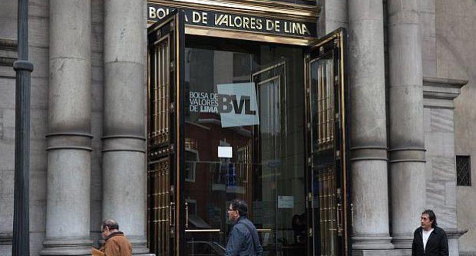 El Índice General de la Bolsa de Valores de Lima (BVL) subió  0.88%. (USI)